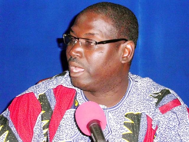 M.AMIDOU SANI, Chef division de l'assainissement et de l'hygiène du milieu. Crédit Photo: Felix Tagba