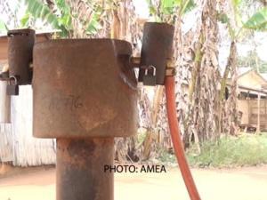 Un robinet cadenassé depuis 2 heures du matin à Kpali