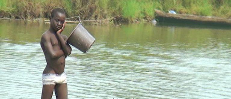 Article : L'Afrique souffre du manque d'eau potable
