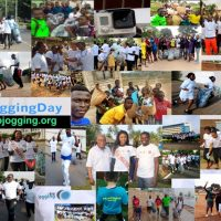 #EcoJoggingDay photos 2017