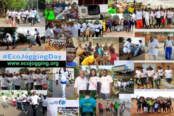 #EcoJoggingDay photos 2017